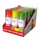 SISSEL Fun & Active Band, 12er Display (4 Stück/Farbe)