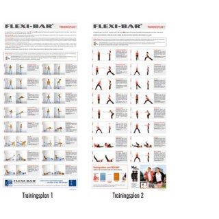 FLEXI-BAR Golftrainingsplan