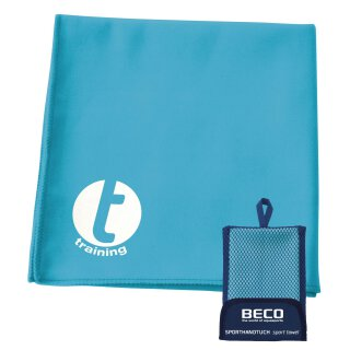 BECO Sports Towel, Sporthandtuch 60 x 40 cm