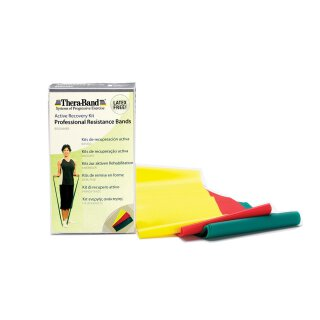 Thera-Band® Übungsband Set latexfrei